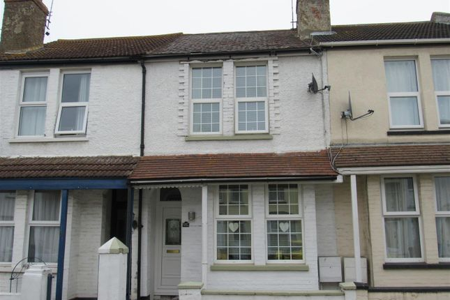 Thumbnail Terraced house for sale in Cobblers Bridge Road, Herne Bay