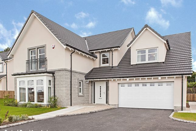 Thumbnail Detached house for sale in South Deeside Road, Blairs, Aberdeen