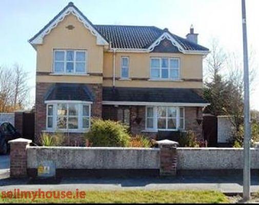 Thumbnail Detached house for sale in 39 Cois Na Habhainn, Nurney,