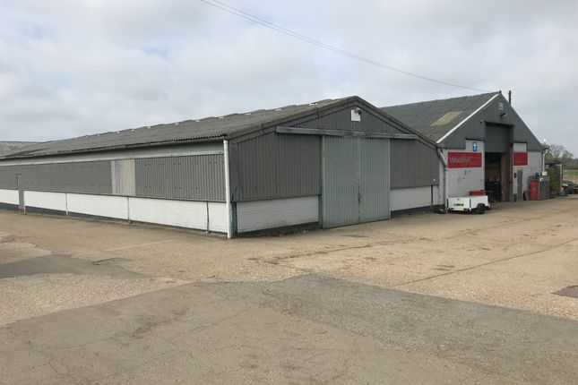 Thumbnail Commercial property to let in Hall Farm, Dereham Road, Hingham