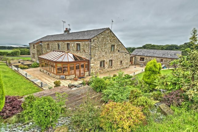 Thumbnail Farmhouse for sale in Mellor Brook, Blackburn, Lancs