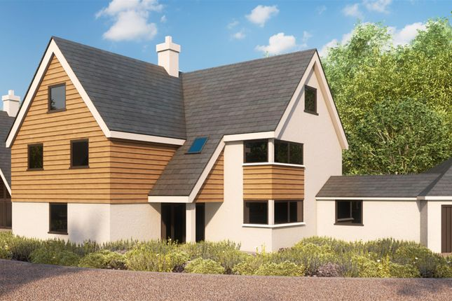 Thumbnail Detached house for sale in Plot 1, Station New Road, Brundall, Norwich