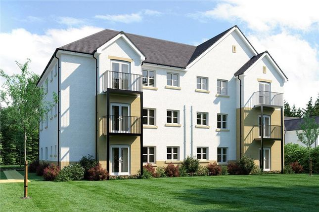 "Thumbnail Flat for sale in ""Royal Troon"" at Glendrissaig Drive, Ayr"