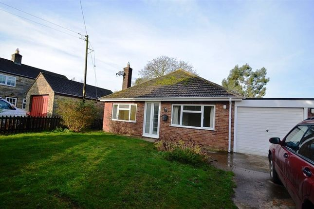 Thumbnail Bungalow to rent in West End, Langtoft, Peterborough