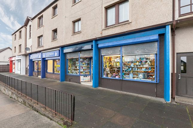 Thumbnail Commercial property for sale in Duncan Crescent, Dunfermline, Fife