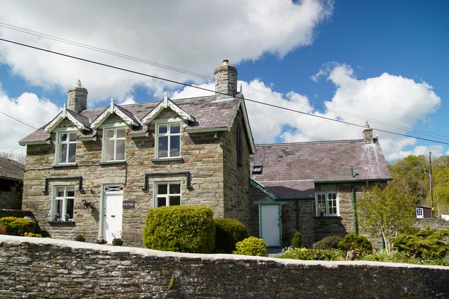 Thumbnail Detached house for sale in Yr Hen Ysgol, Aberbanc, Penrhiwllan, Llandysul, Ceredigion