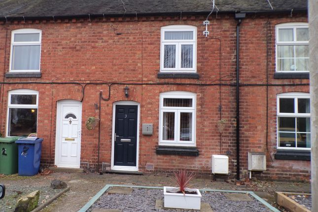 2 bed terraced house for sale in Church View, Brereton WS15