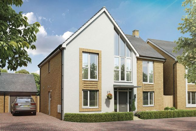 Thumbnail Detached house for sale in Handley Place, Locking Parklands, Weston Super Mare