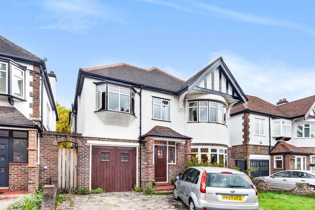 Detached house for sale in Pine Walk, Berrylands, Surbiton