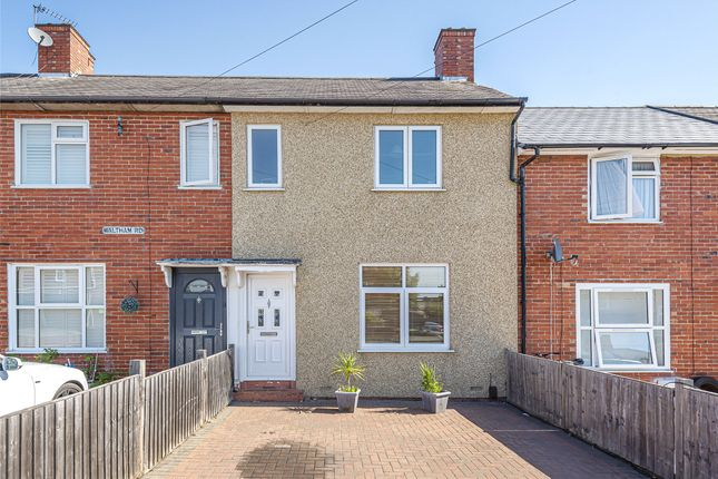 Thumbnail Terraced house for sale in Waltham Road, Carshalton, Surrey