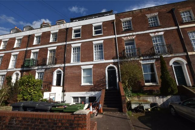 Thumbnail Flat to rent in Oxford Road, St James, Exeter, Devon