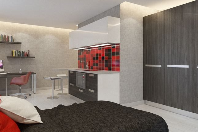 1 bed flat for sale in William Henry Street, Liverpool