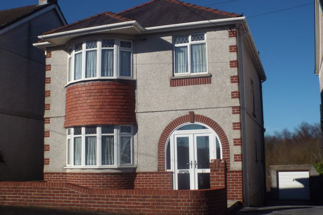 Thumbnail Detached house for sale in Bethania Road, Upper Tumble, Llanelli