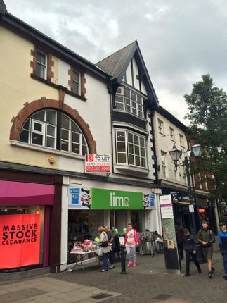 Thumbnail Retail premises to let in 23, Baxtergate, Doncaster