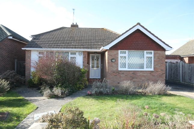 Thumbnail Detached bungalow for sale in Holmbrook Way, Frinton-On-Sea