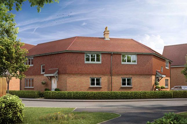 """Thumbnail Semi-detached house for sale in """"The Chelmsford"""" at Eagle Avenue, Cowplain, Waterlooville"""