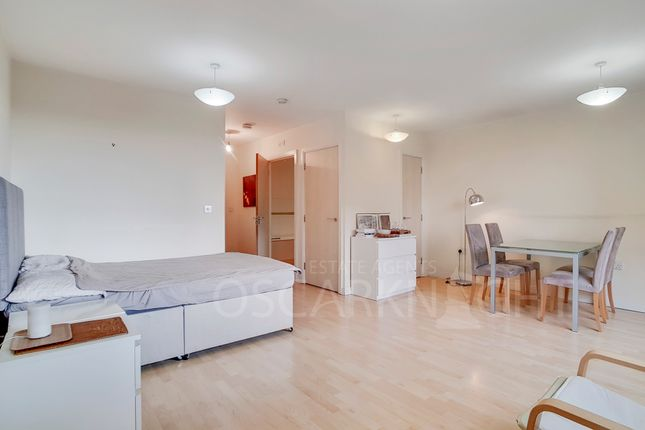 Thumbnail Studio for sale in Trentham Court, Victoria Road, Acton