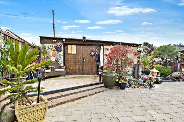 Garden of Hedge Place Road, Greenhithe, Kent DA9