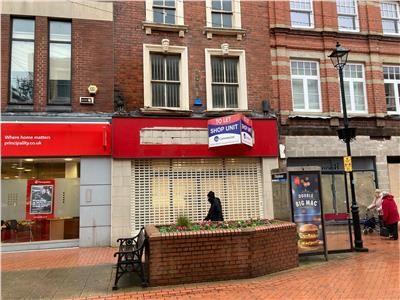 Thumbnail Retail premises to let in 18 Regent Street, Wrexham, Wrexham