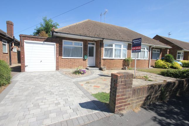 Thumbnail Semi-detached bungalow for sale in Rectory Road, Ashingdon, Rochford