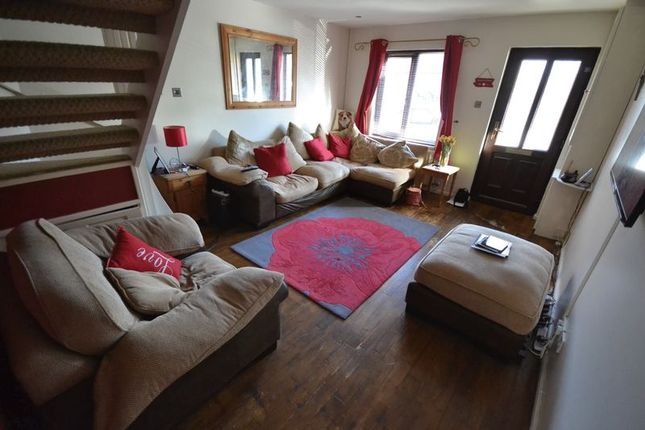 Thumbnail Terraced house to rent in Clos Cadno, Morriston, Swansea