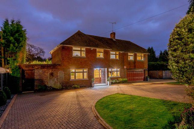 Thumbnail Detached house for sale in Simons Walk, Englefield Green, Egham