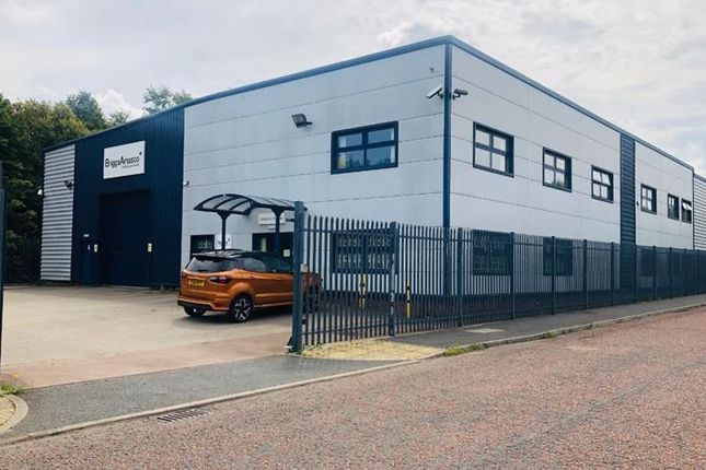 Thumbnail Light industrial for sale in Garwood Street, South Shields, Tyne & Wear