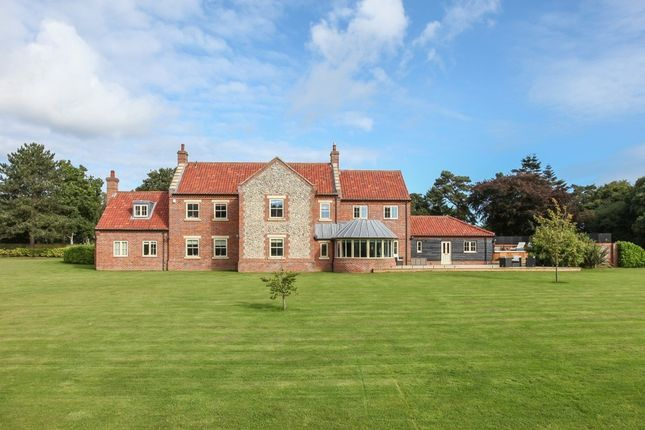 Thumbnail Detached house for sale in Sandy Hill Lane, Weybourne, Holt