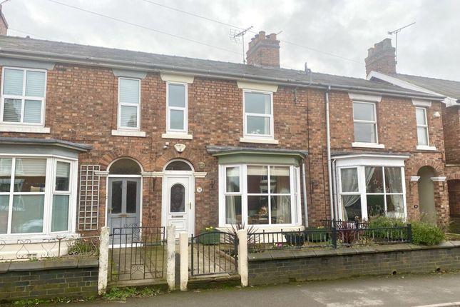 Thumbnail Terraced house for sale in London Road, Nantwich