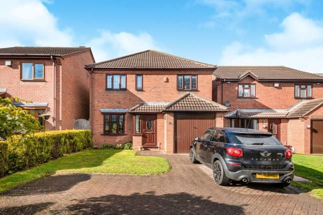 Thumbnail Detached house for sale in Norton Lane, Burntwood