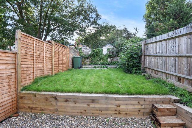 Garden of Grenfell Place, Maidenhead SL6