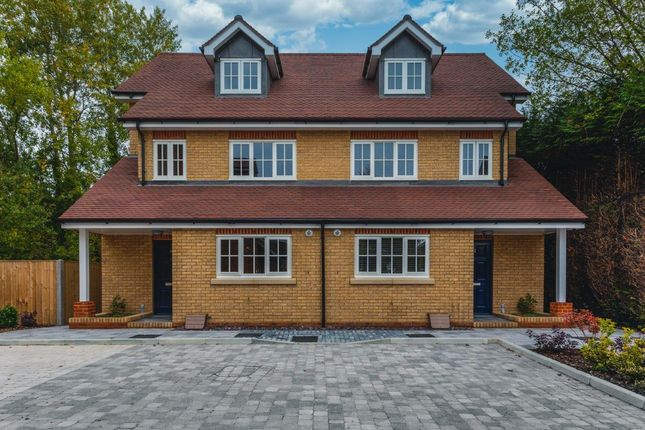 Thumbnail Semi-detached house for sale in Wallis Mews, East Grinstead