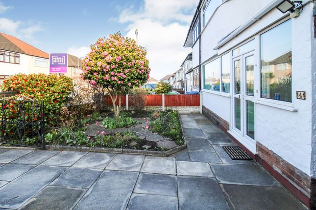 Front Garden of North Barcombe Road, Liverpool L16