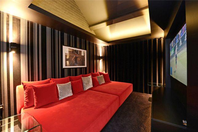 Cinema Room of Cranshaw Lane, Widnes WA8