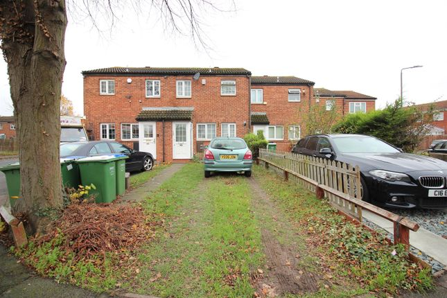 3 bed terraced house for sale in Kingfisher Close, North Thamesmead, London SE28