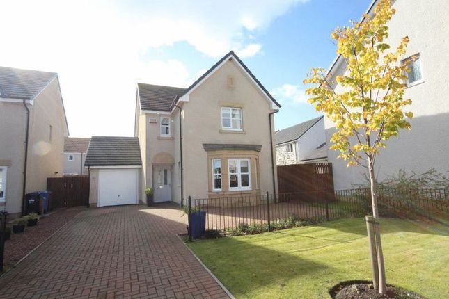 Thumbnail Detached house for sale in Hillend View, Winchburgh, Broxburn