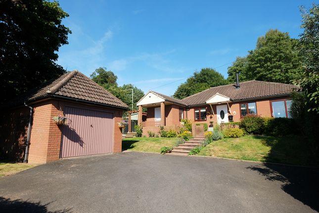 Thumbnail Detached bungalow for sale in Bramblewood, Hillside Avenue, Bridgnorth, Bridgnorth