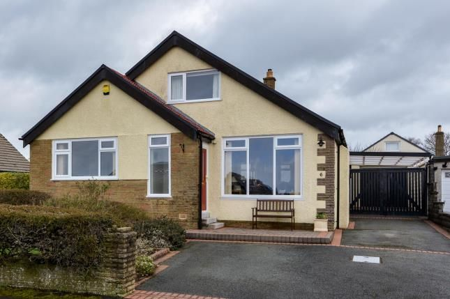 Thumbnail Bungalow for sale in Raikes Hill Drive, Hest Bank, Lancaster