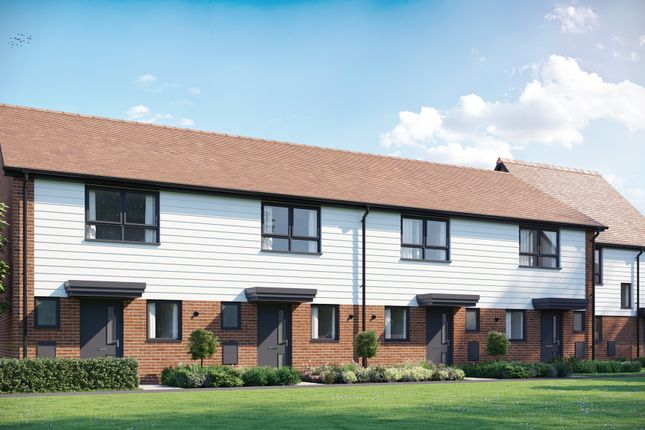 Thumbnail End terrace house for sale in Europa Way, Ipswich