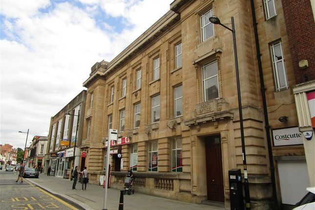 Exterior of St Giles Street, Northampton NN1