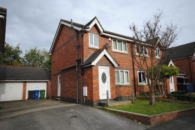 Thumbnail Semi-detached house for sale in High Gates Close, Bewsey, Warrington