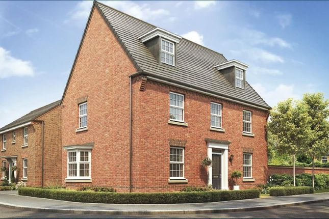 Thumbnail Detached house for sale in Stonnyland Drive, Lichfield