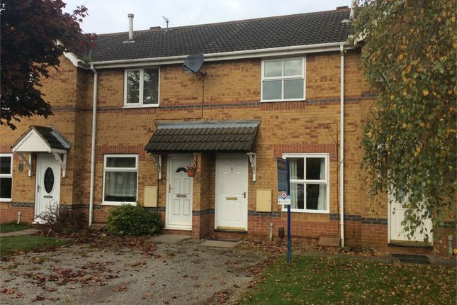 Thumbnail Town house to rent in Tulip Road, Scunthorpe