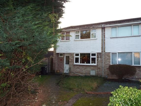 Thumbnail Semi-detached house for sale in Pyms Close, Letchworth Garden City, Hertfordshire, England