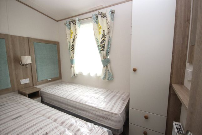 Bedroom Two of St David, Camelot Holiday Park, Longtown, Carlisle, Cumbria CA6