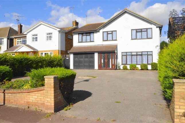 Thumbnail Detached house for sale in Southchurch Boulevard, Southend-On-Sea
