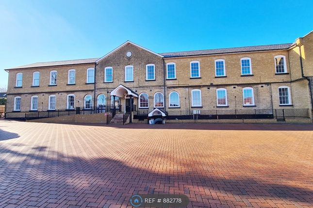 Thumbnail Flat to rent in The Old Barracks, Gravesend