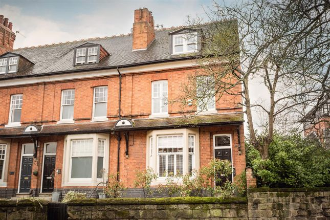 Thumbnail Semi-detached house for sale in Corner Houses, Kedleston Road, Derby