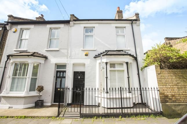 Thumbnail End terrace house for sale in Hackney, London, England