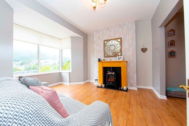 Thumbnail Terraced house for sale in Pleasant View, Troedyrhiw, Merthyr Tydfil